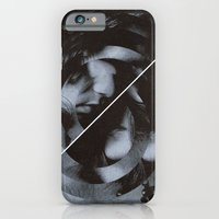 iPhone Cases featuring Love by Mrs Araneae