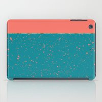 XVI - Peach 2 iPad Case