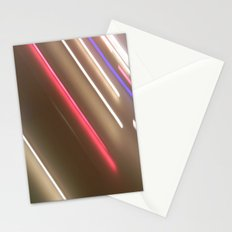 Light Lines. Stationery Cards
