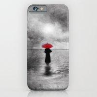 waiting in the sea II  -  by Viviana Gonzalez iPhone 6 Slim Case