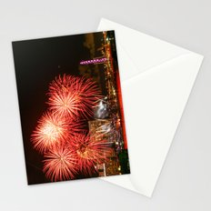 Color Burst Stationery Cards