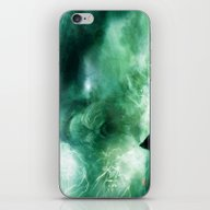 Silent Leaves Five iPhone & iPod Skin