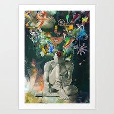 Ia:Sija Art Print