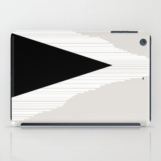 Abstract Mountain iPad Case