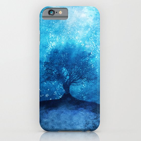 Songs from the sea. iPhone & iPod Case