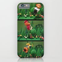 iPhone & iPod Case featuring we love the jungle by complesso gasparo