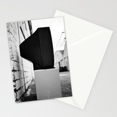 Television profile Stationery Cards