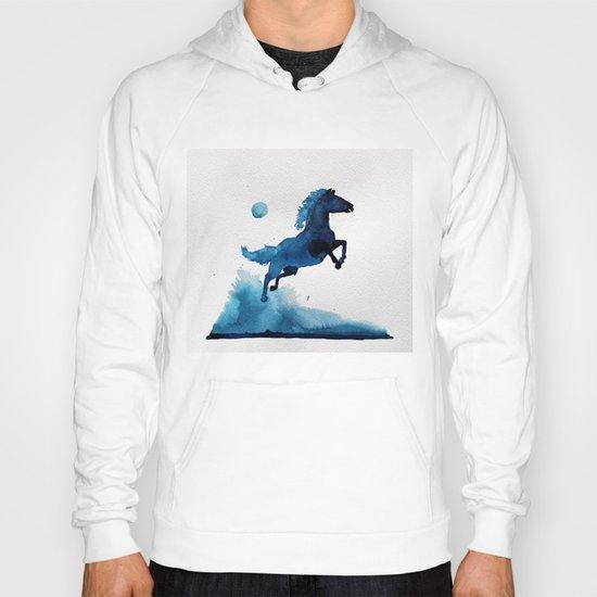 Equus ferus caballus Hoody