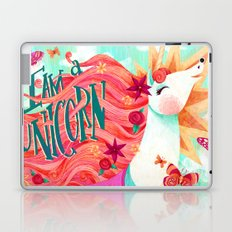 I AM A UNICORN Laptop & iPad Skin