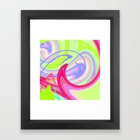 Re-Created  Sour Candy 1… Framed Art Print