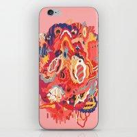 Head (Alternate) iPhone & iPod Skin