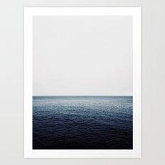 The Greatest Lake Art Print