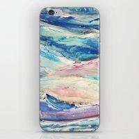 3D Ocean waves iPhone & iPod Skin