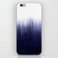 Indigo Ombre iPhone & iPod Skin