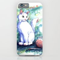 Playing Kitty iPhone 6 Slim Case