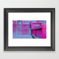 N° 3 Framed Art Print