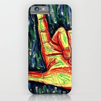 Pointing Hand iPhone 6 Slim Case