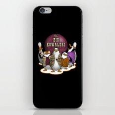 The Big Kowalski iPhone & iPod Skin