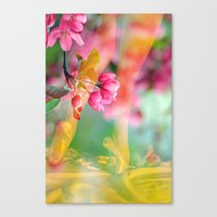 Danse du Printemps Canvas Print