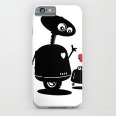 Robot Heart to Heart Slim Case iPhone 6s