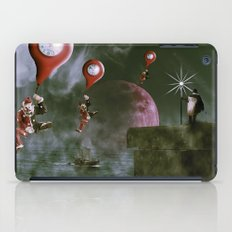 Time travel iPad Case