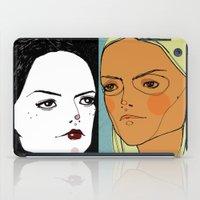 Sister Sister iPad Case