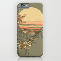 iPhone Cases featuring The Haunting Idle by Huebucket