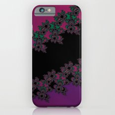 Fractal Layered Lace  iPhone 6s Slim Case