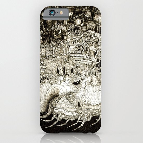 Astral Plane iPhone & iPod Case