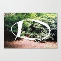 Elipse / Blossom Series Canvas Print