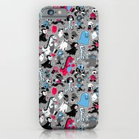 Alt Monster March (Gray) iPhone 6 Slim Case