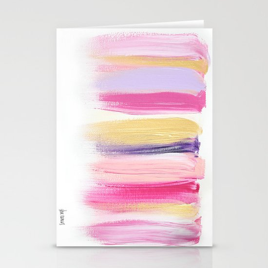 Colors 209 Stationery Card