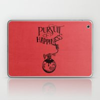 Pursuit Of Happiness Laptop & iPad Skin