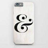 Ampersand iPhone 6 Slim Case