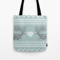Dear & Love Tote Bag