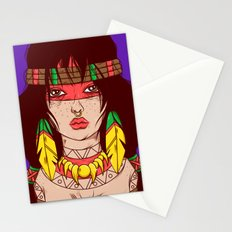Dangerous Girls - Indian  Stationery Cards