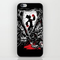 Eat Your Spinach! iPhone & iPod Skin