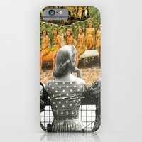 I Don't Know About You, But I Feel Like We're Always Being Watched iPhone 6 Slim Case