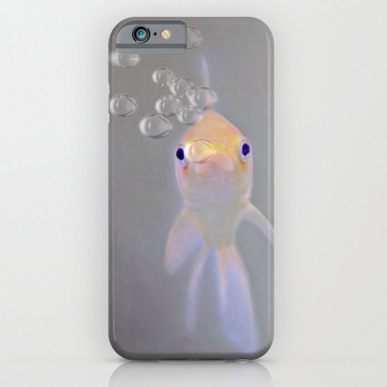You looking at me, fishy?  iPhone & iPod Case