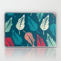Leave Me Indigo Multi (A… Laptop & iPad Skin