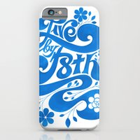 Live By F8th Script iPhone 6 Slim Case