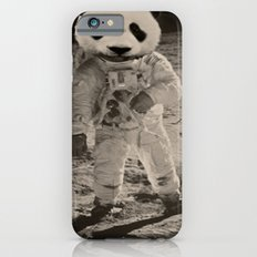 One Small Step For Man, One Giant Panda For Mankind iPhone 6 Slim Case