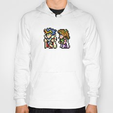 Final Fantasy II - Cecil and Rosa Hoody