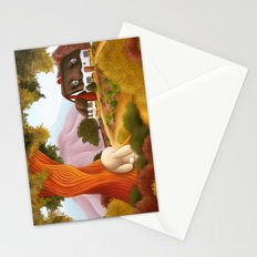 Pathway to Home Stationery Cards