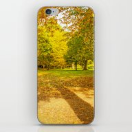 LEAF LULLABY iPhone & iPod Skin