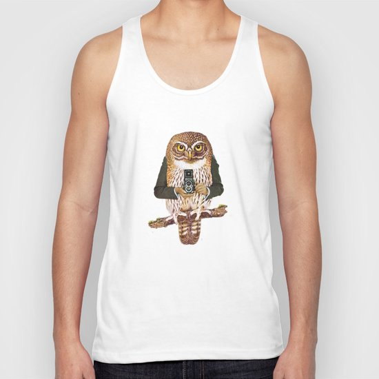 Just say cheese ! Unisex Tank Top