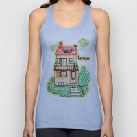 Welcome Home Unisex Tank Top