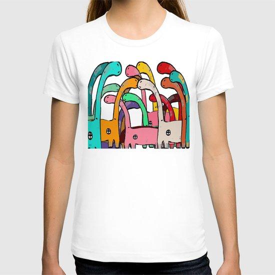 Dino Disco T-shirt