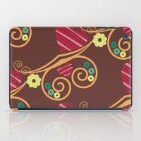 Chocolate Love iPad Case