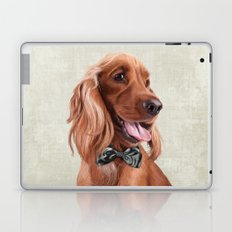 Mr. English Cocker Spaniel Laptop & iPad Skin